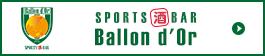 スポーツ酒Bar Ballon d'Or(バロンドール)